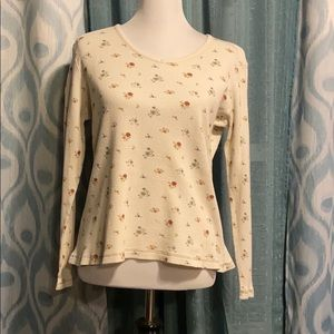 Fall Colors Thermal women's Xl